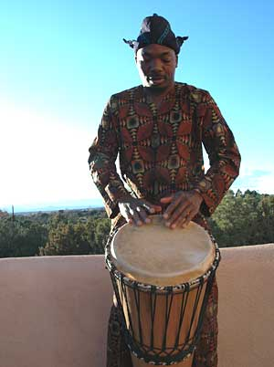 K-12 African Drumming Outreach