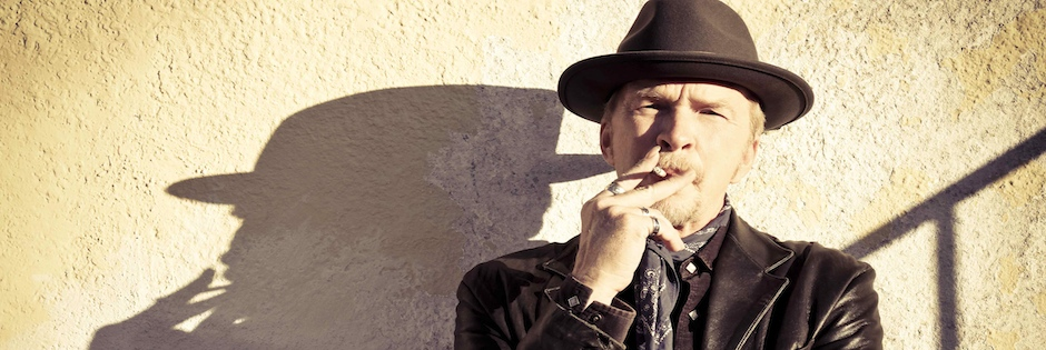 Dave Alvin, Phil Alvin, John Doe & Terry Allen @ San Ysidro Church, April 12