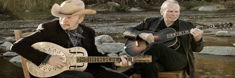 Dave & Phil Alvin with The Guilty Ones, 8/19 @ James A. Little Theater