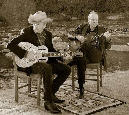 Dave & Phil Alvin with The Guilty Ones