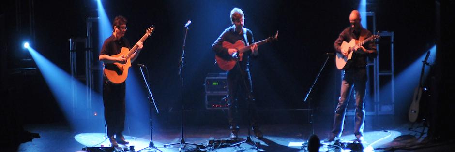 California Guitar Trio @ The Lodge at Santa Fe, 11/19