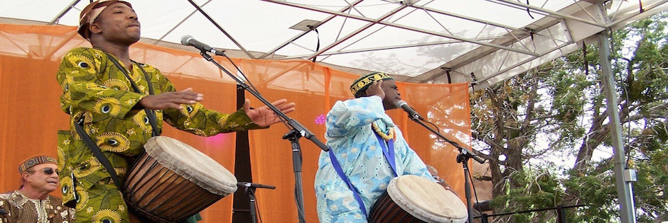 Nigerian ensemble plays free concert, 7/13