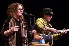 Mollie O'Brien & Rich Moore
