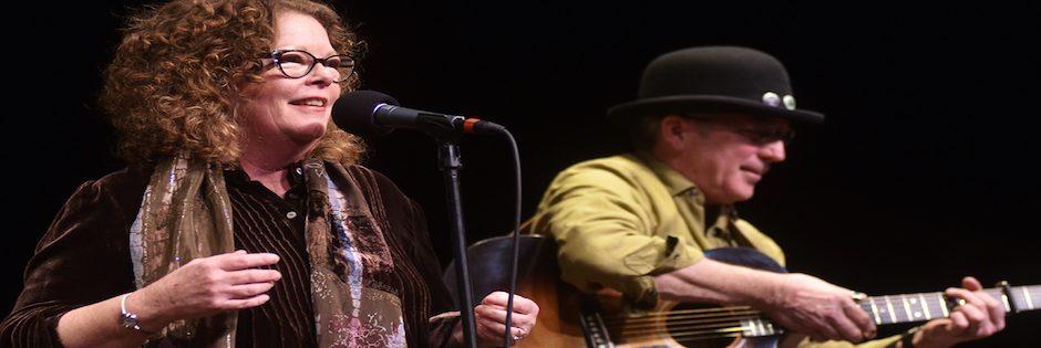 Mollie O'Brien & Rich Moore, 2/22